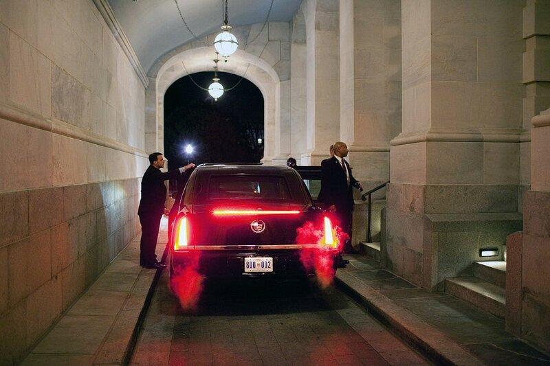 Охрана президента