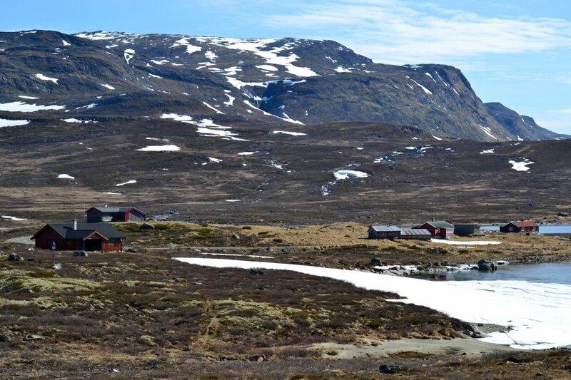 Суровое лето Норвегии
