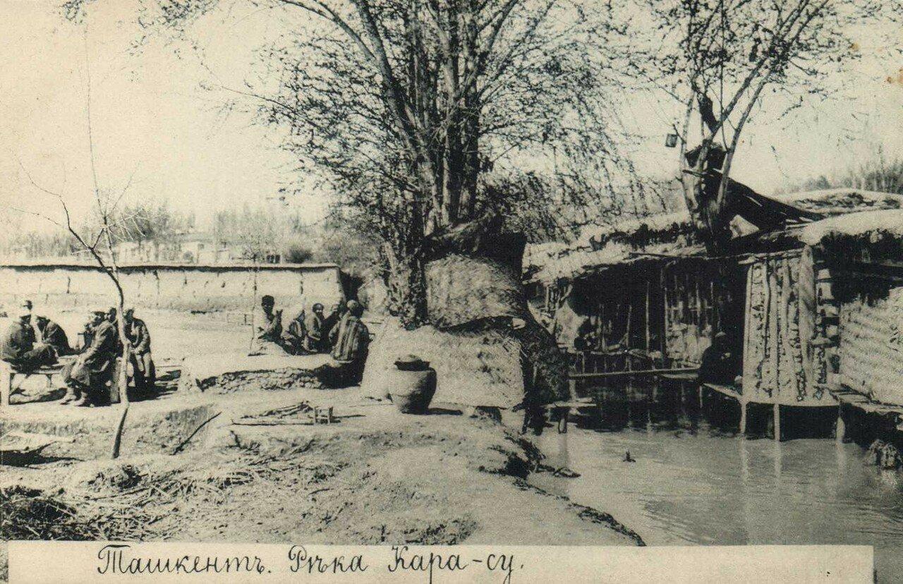 Река Кара-су