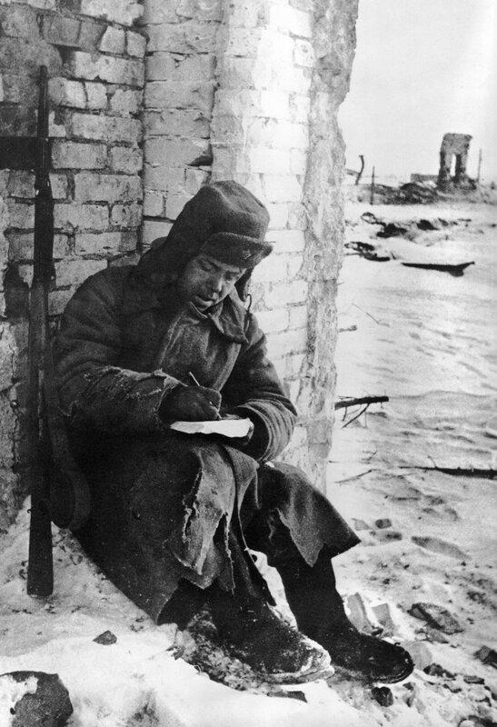 «Красная звезда», 5 января 1943 года