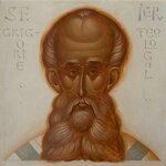 Святой Григорий Богослов. Sf Grigorie Teologul