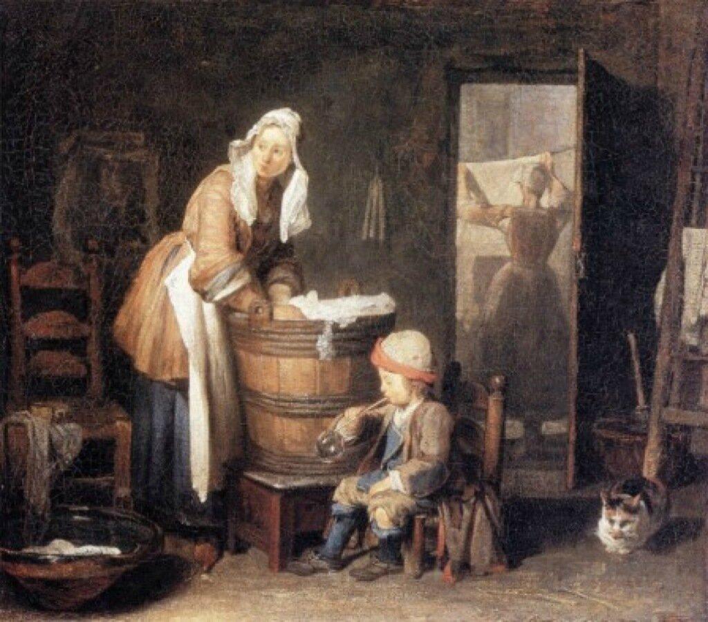 Die-Waescherin-von-Jean-Baptiste-Simeon-Chardin-14695.jpg