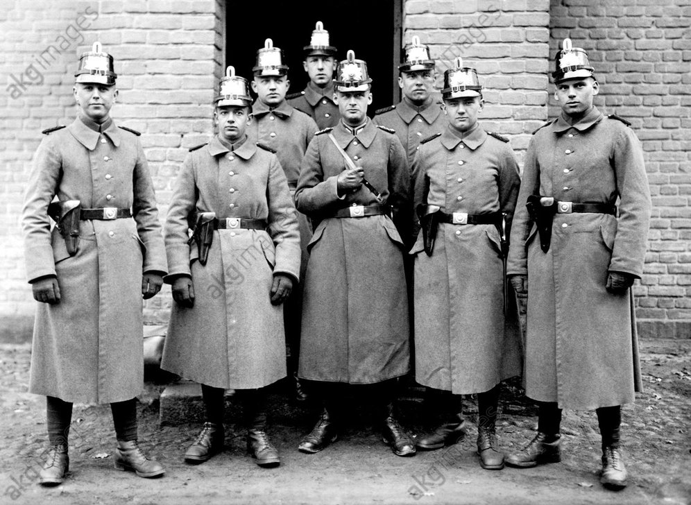 Polizisten / 1930er Jahre - Police Officers / Photo / 1930s -