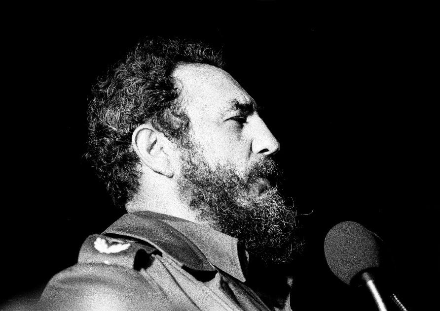 Fidel Castro Ruz 1926 2016 1978