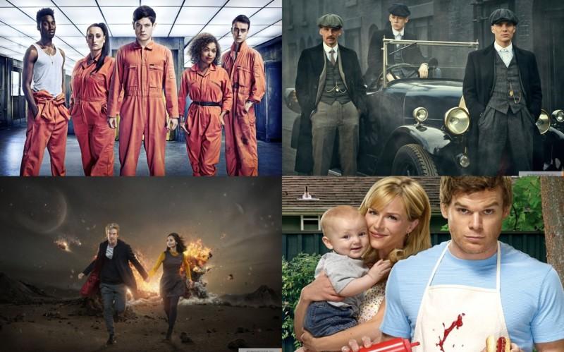 Рейтинг сериалов: лучшие сериалы 2000 2015 годов