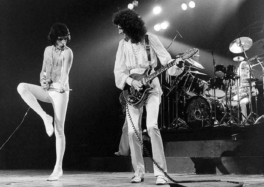 20. Queen, 1977.