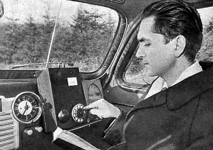 В 1957 году, когда на Западе еще и не думали о мобильной связи, радиоинженер Леонид Куприянов создал