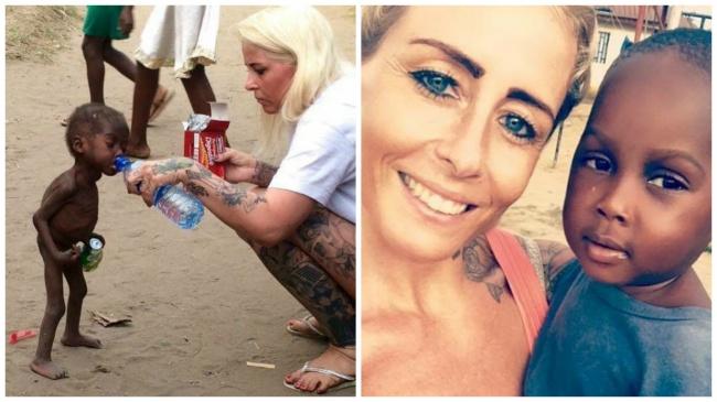 Почти год прошел смомента, как датчанка Аня Ринггрен Ловен (Anja Ringgren Loven) нашла наул
