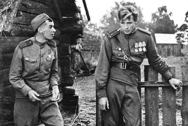Георгий Бурков, 1966, «Зося» — Семёнов.