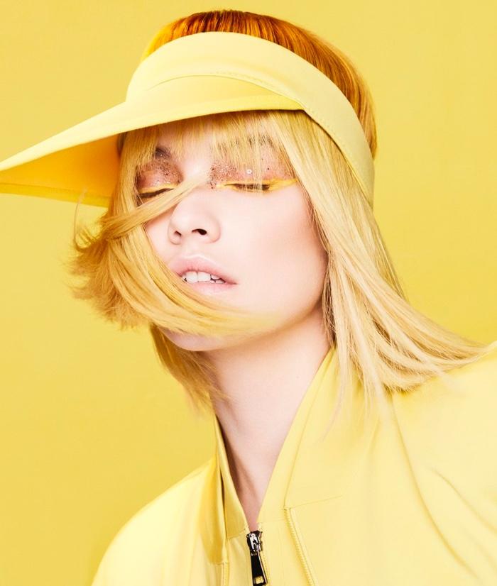 Барбара Палвин в Fashion Unfiltered