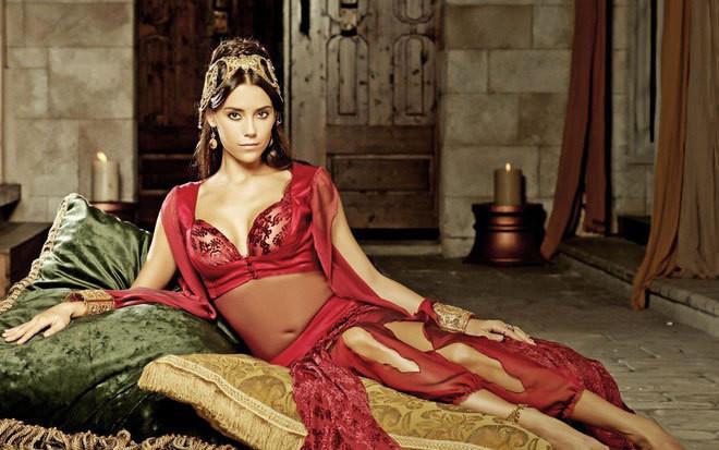В гарем султана попадали далеко не случайные девушки. Речь не шла о пленницах (как это любят показыв