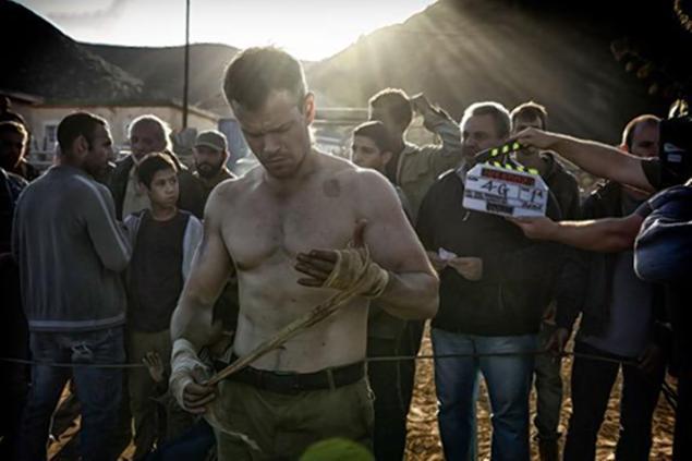 Голливуд во всей красе – у пятого шпионского триллера из цикла о Джейсоне Борне еще нет названия, но