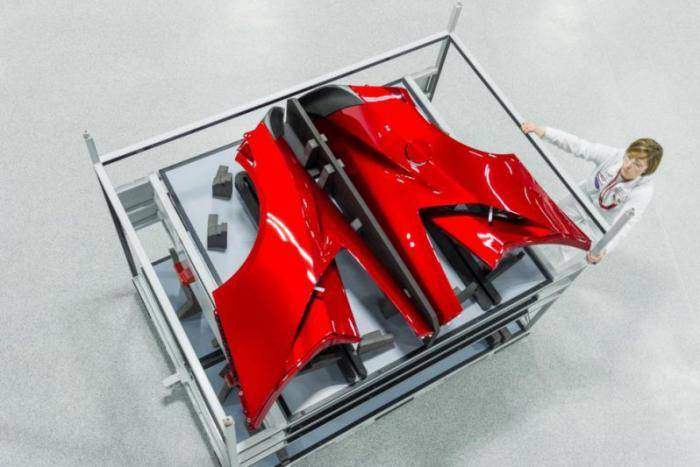 Серийное производство суперкара Acura NSX в штате Огайо