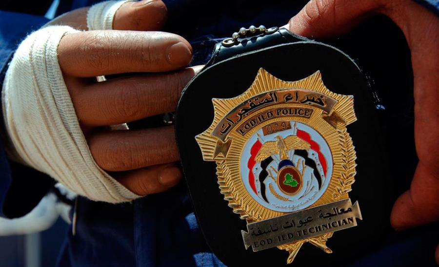 10. Ирак Действуя безнаказанно, иракские полицейские и сотрудники служб безопасности регулярно арест