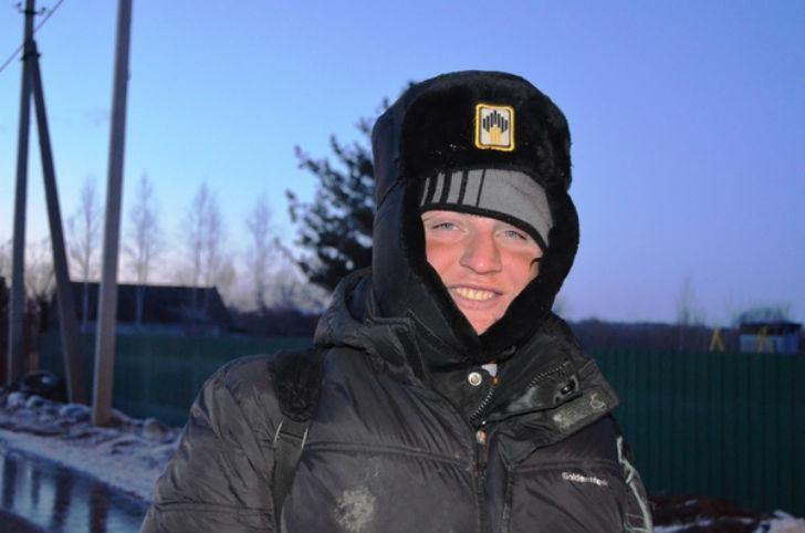Российский Форрест Гамп — путешествие пешком из Петербурга во Владивосток (8 фото)