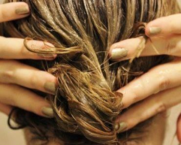 Маска для сумасшедшего роста волос. Не говори потом, что тебя не предупредили! (4 фото)