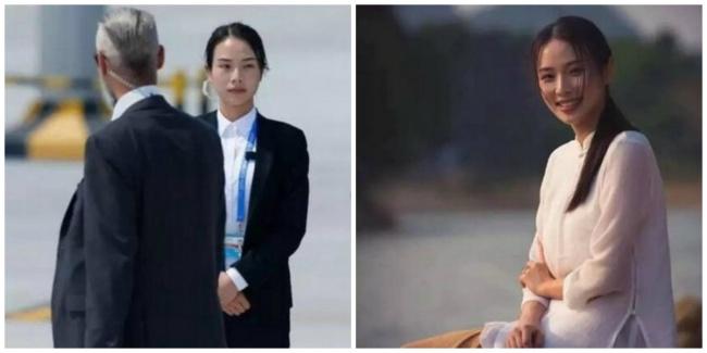© Peoples Daily Online  Знакомьтесь, это ШуСинь (Shu Xin)— самый обаятельный телохранитель в