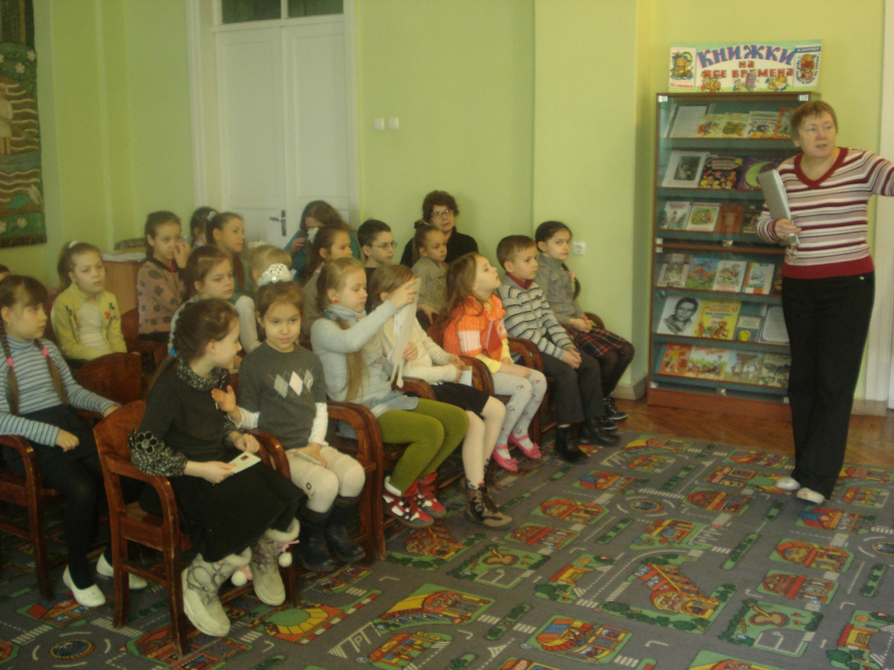 однажды в сказке,международный день детской книги,день рождения андерсена,донецкая республиканская библиотека для детей