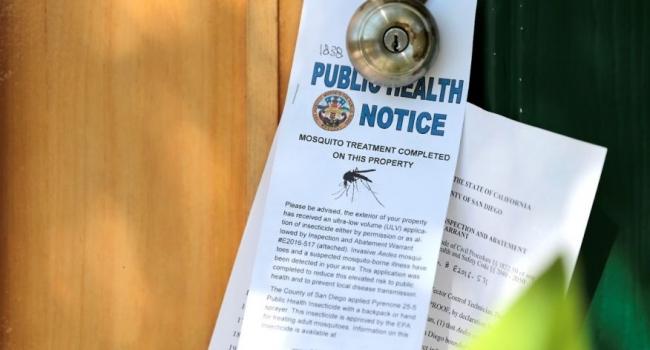 ВСингапуре растет число заболевших вирусом Зика