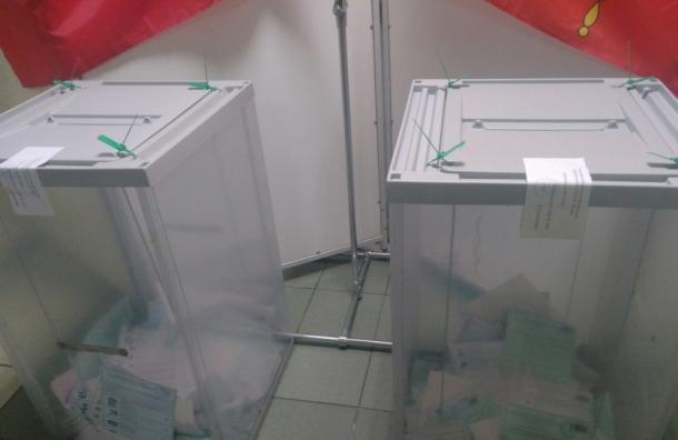 ЦИК назвал предварительные результаты выборов
