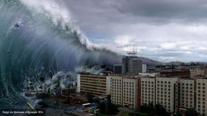 Вероятность наводнения вНью-Йорке неумолимо растет— океанологи