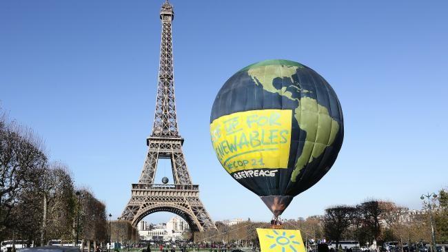 ООН призвала дополнительно уменьшить выбросы парниковых газов вмире