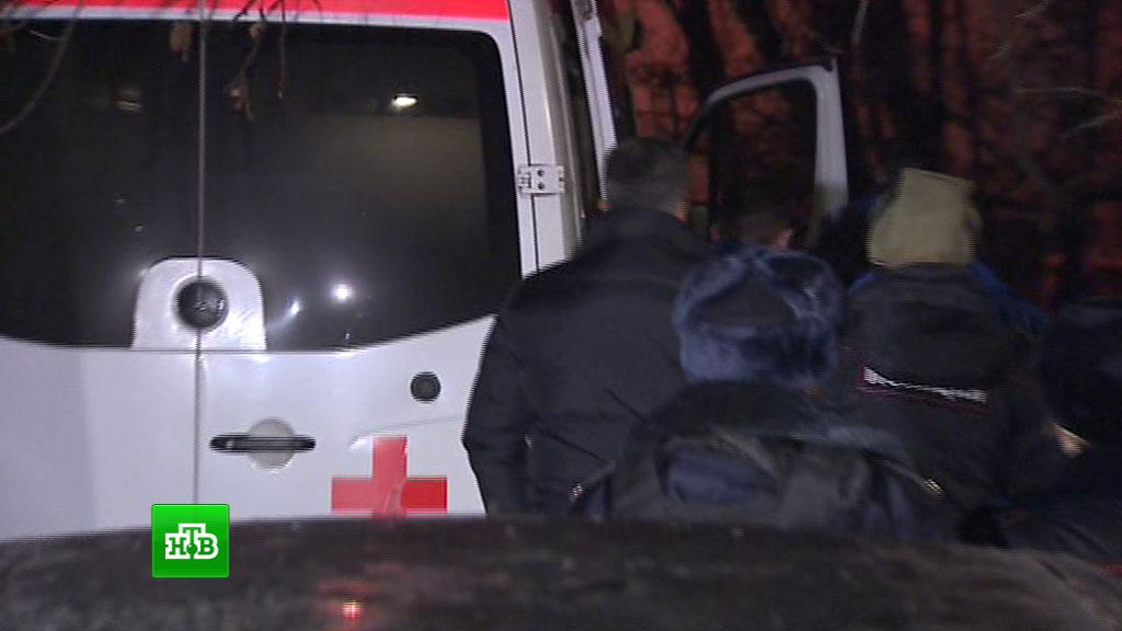В столице России психически больной мужчина избил фельдшера «скорой помощи»