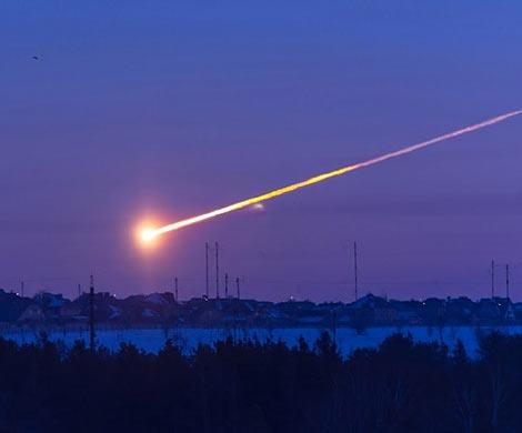 Ученые восстановили «историю» челябинского метеорита