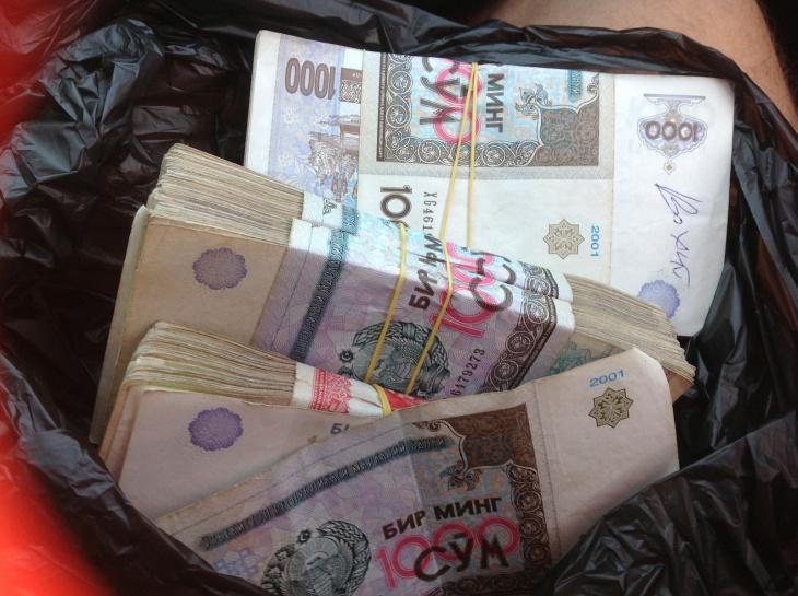 ВУзбекистане появятся 10-тысячные банкноты