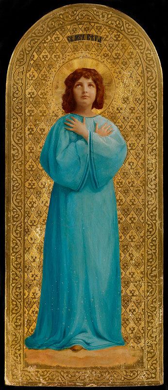 S.Vera (Faith), Russia, c.1900 (priv.coll)