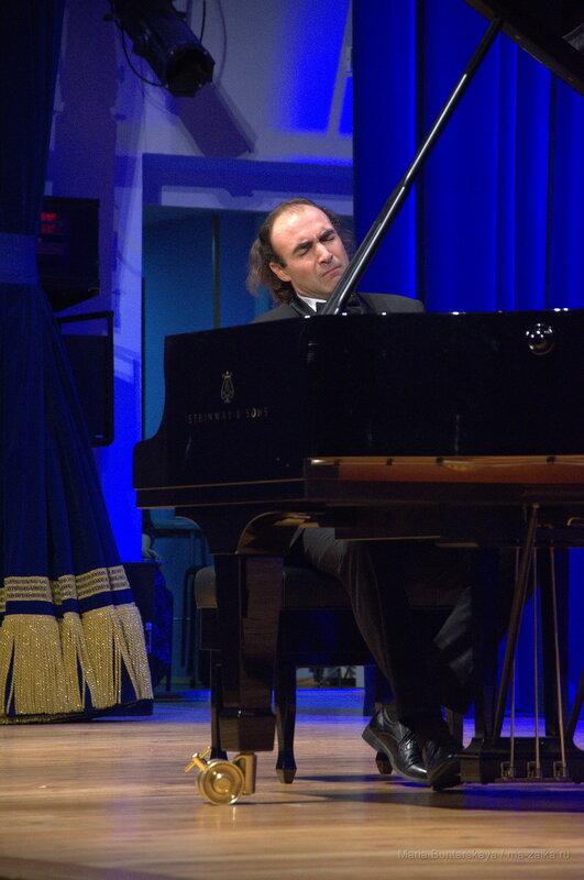 Олег Вайнштейн, Саратов, филармония им. Шнитке, 15 сентября 2016 года