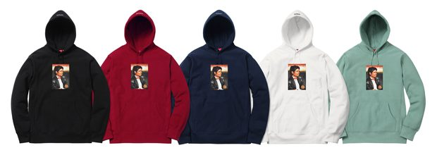 Supreme X Michael Jackson Capsule Collection