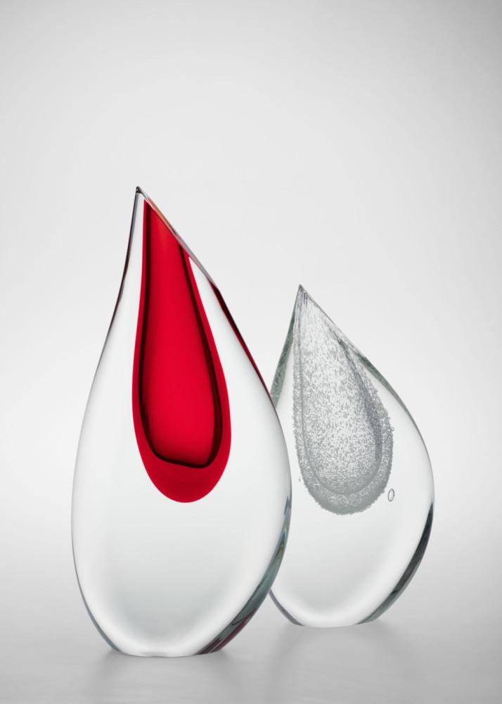 Gorgeous Glass Pieces by Jacqueline Terpins