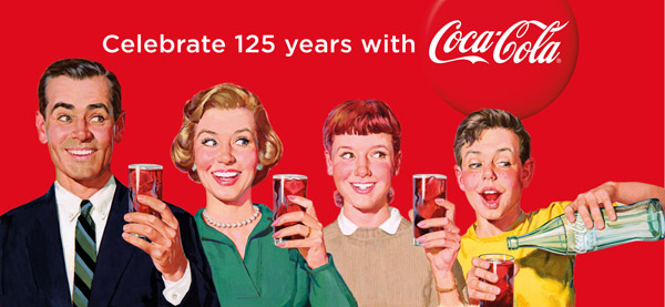 бренд Кока-Кола