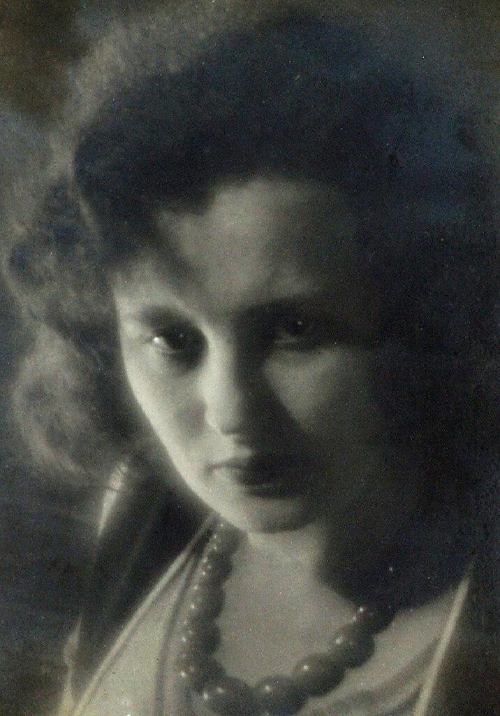 Вероника Полонская, фото из архива музея В.Маяковского