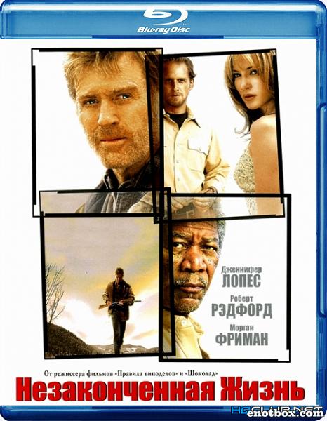 Незаконченная жизнь / An Unfinished Life (2005/BDRip/HDRip)