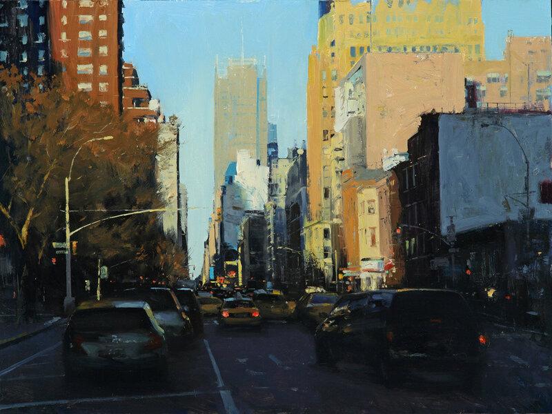 Hsin-Yao_8th_Avenue_Traffic_NY_30_x40__Oil_on_Panel_2014_l1tlhj.jpg