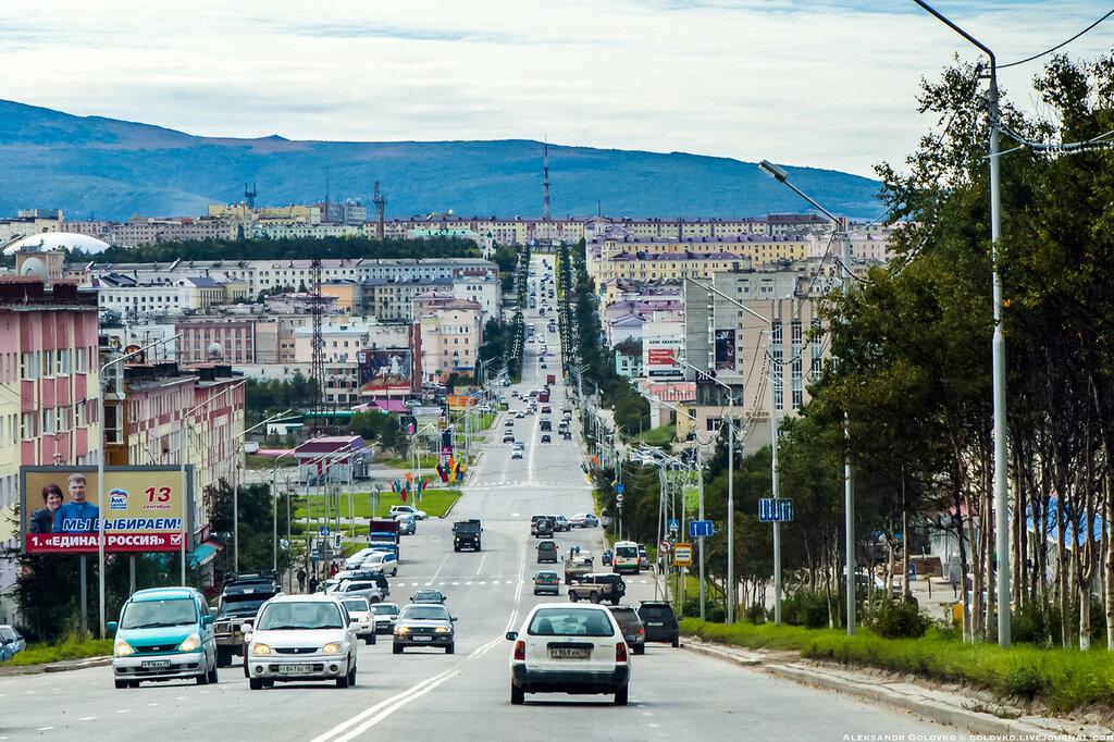 Магадан