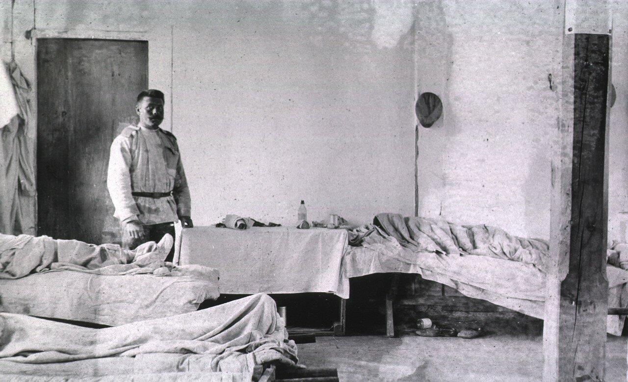 Полевой подвижный госпиталь No. 84. Палата