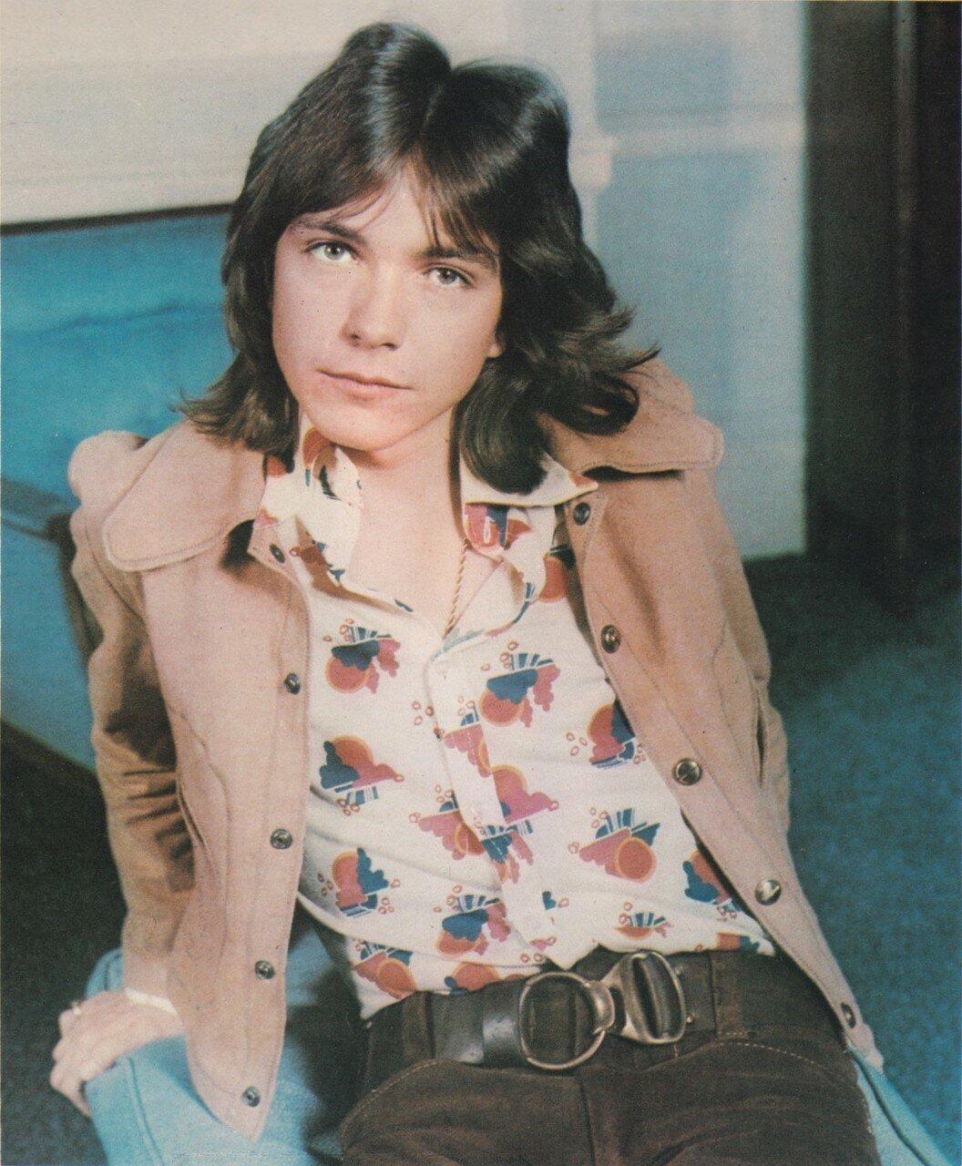 Дэвид Кэссиди (1973)