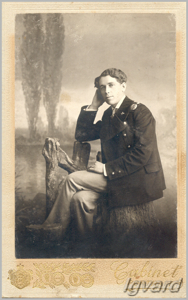 Михаил Константинович Петренко