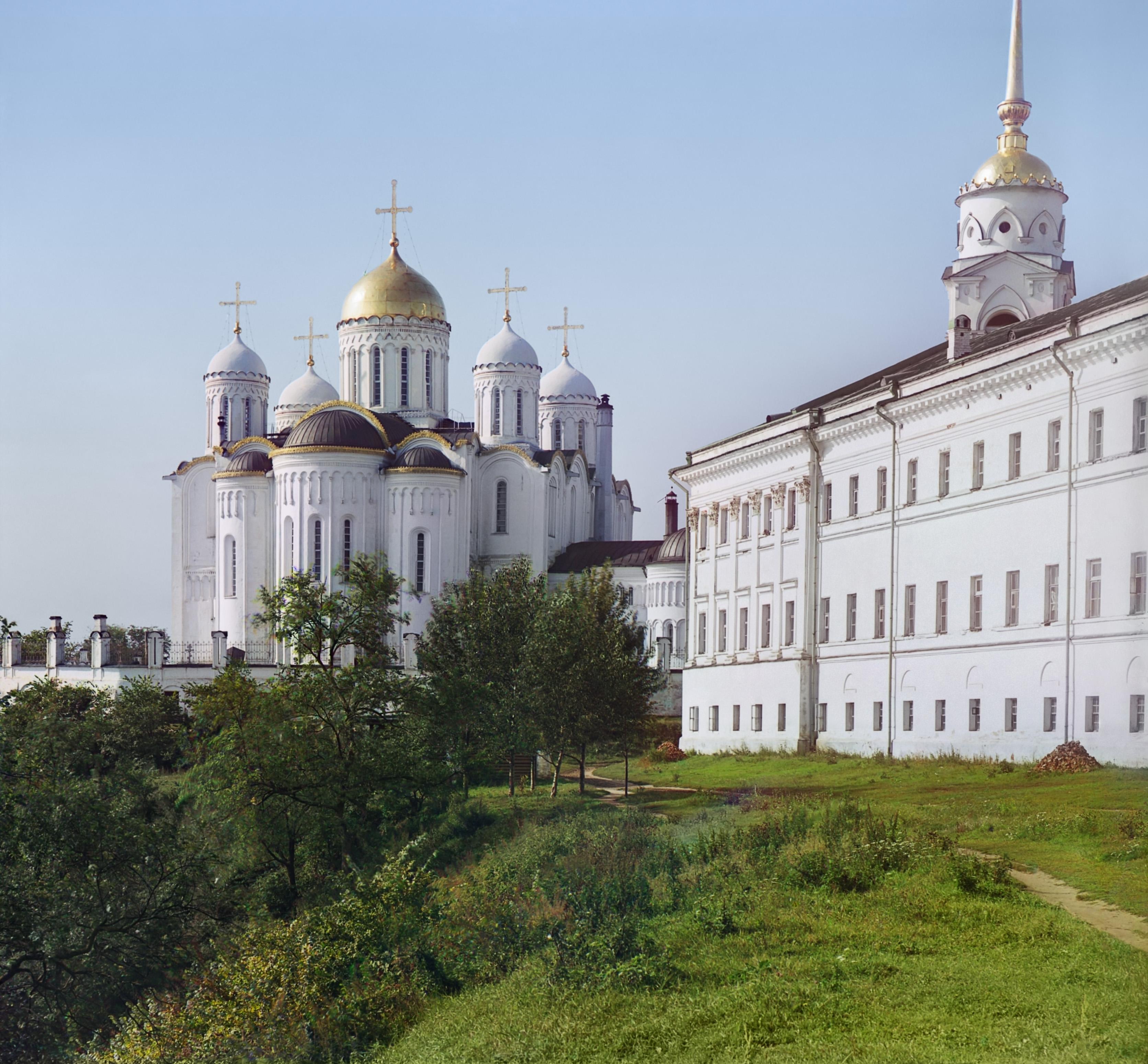 Успенский собор с востока