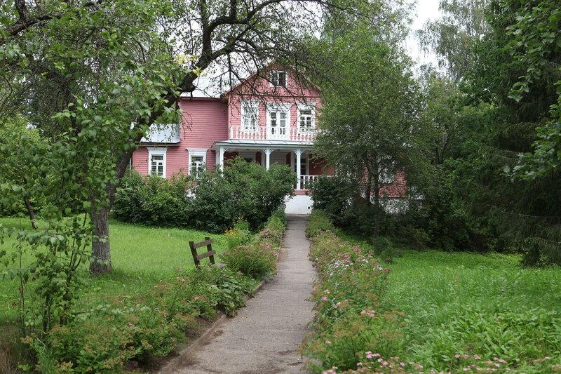 Поселок Пржвальское в Смоленском Поозерье, музей