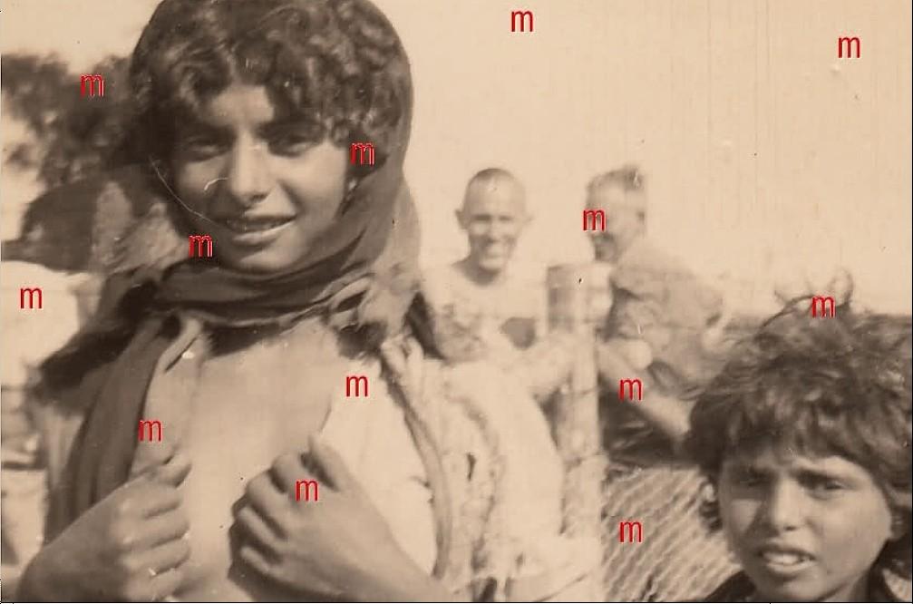 Roma Girls Humiliation WWII 2.jpg