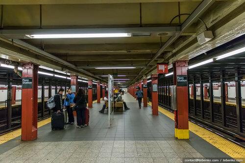 Нью-Йорк готовится к возможной биологической атаке в метро