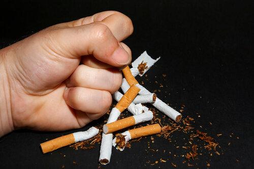 На «Зелёную линию» для курильщиков поступают первые звонки