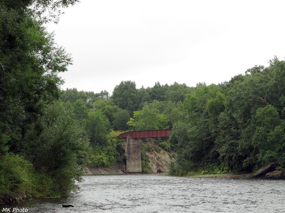 Мост через р. Лютога