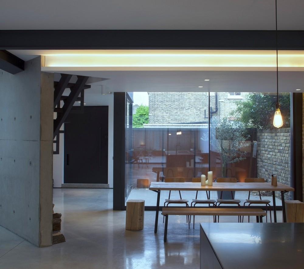 Превращение старой мастерской в современное жилище