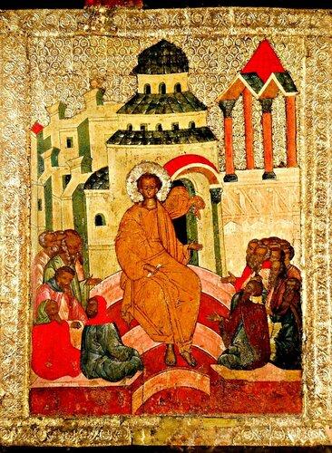 Преполовение Пятидесятницы.