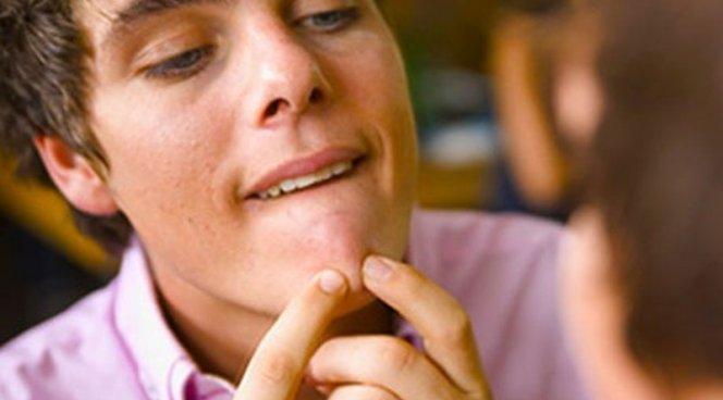 Угревая сыпь омолаживает и продлевает жизнь